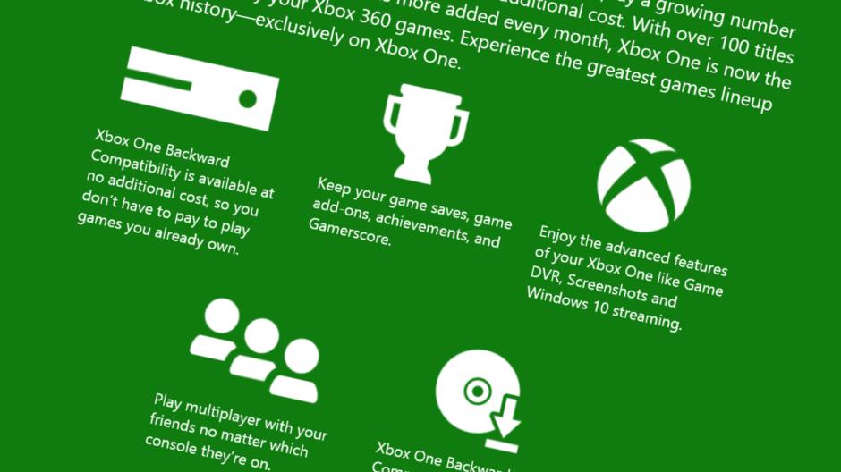 Xbox One Abwärtskompatibilität – Kommt es schon im Oktober?