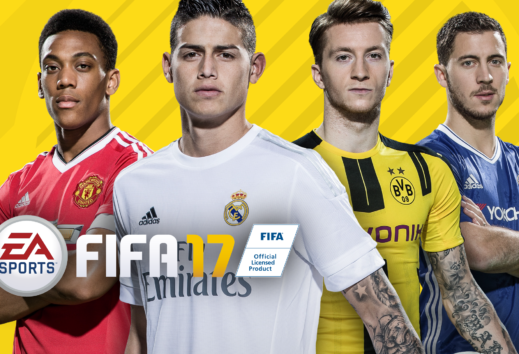 Verlosung: Staubt FIFA 17, einen Monat EA Access und zweimal 14-Tage Xbox Live Gold ab