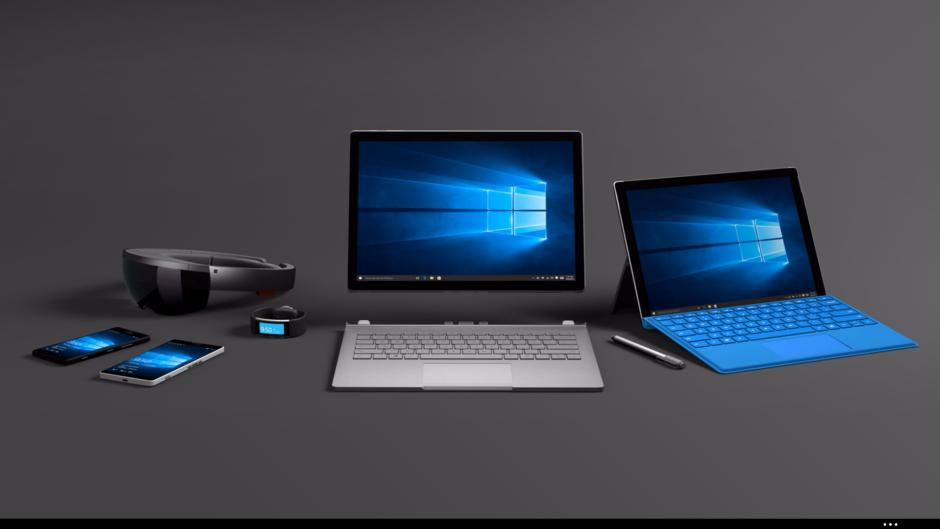 Windows 10 Event – Microsoft gibt Vollgas und lässt es krachen!