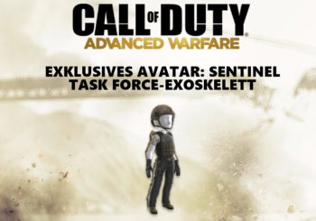 Call of Duty: Advanced Warfare Avatar Exoskeleton Giveaway