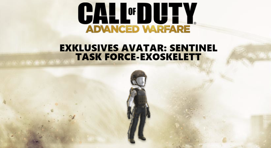 Call of Duty: Advanced Warfare Avatar Exoskeleton Giveaway