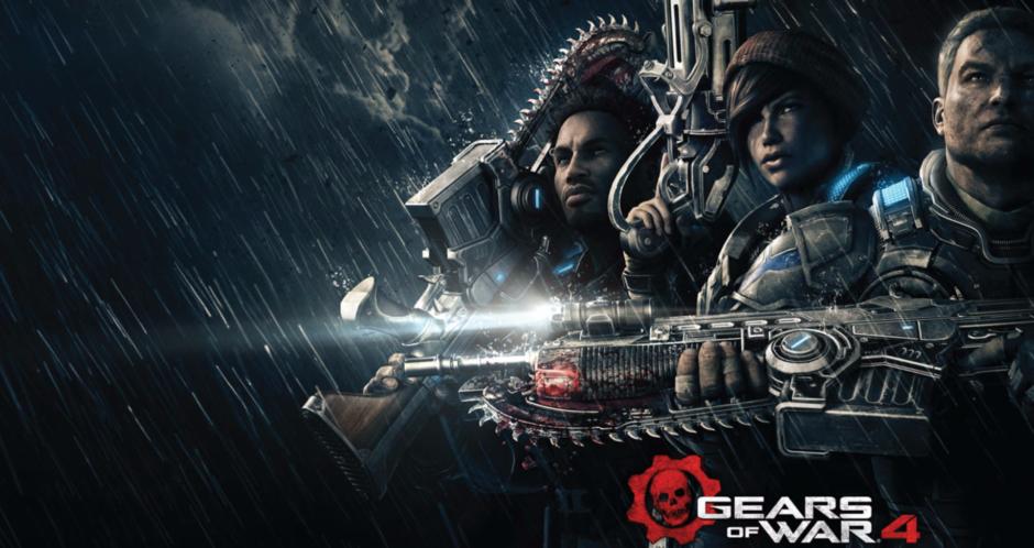 Gears of War 4 – Hauptprotagonist ist Sohn von Marcus Fenix