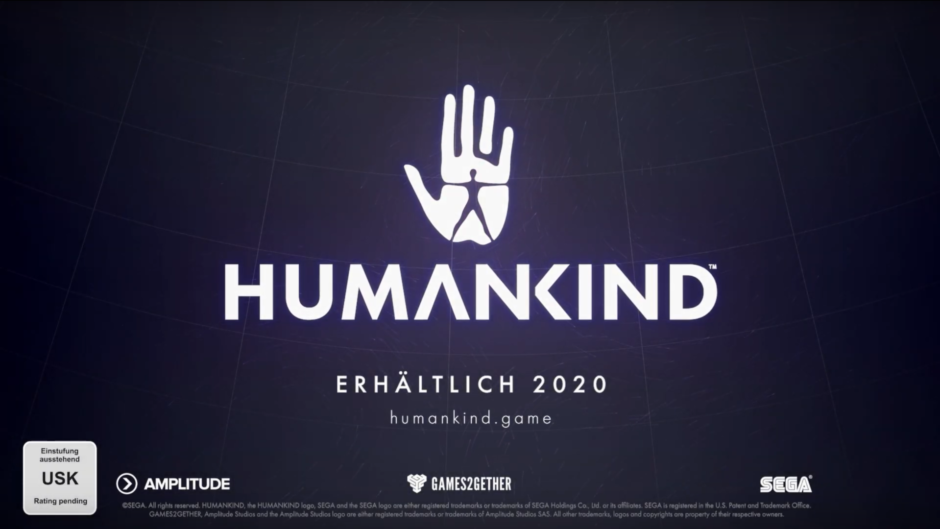 gamescom 2019: SEGA enthüllt Historie-Strategie-Meisterwerk Humankind