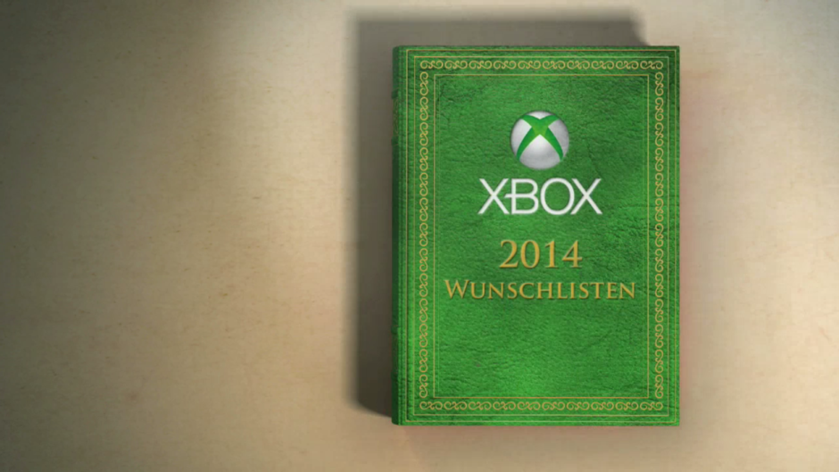 Xbox Wunschliste 2014 – Jetzt mitmachen und den Traum wahr werden lassen