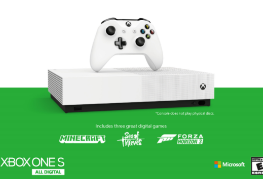 Xbox One S All-Digital Edition offiziell vorgestellt