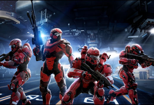 gamescom 2015: Halo 5: Guardians Warzone im Offscreen Gameplay-Video