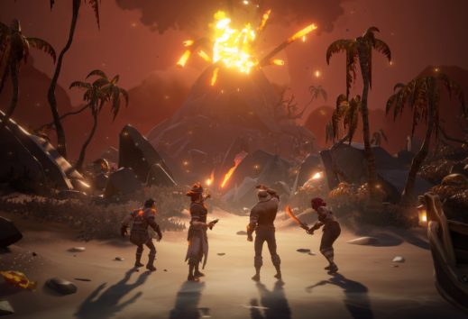 Sea of Thieves: Forsaken Shores - DLC ab sofort verfügbar