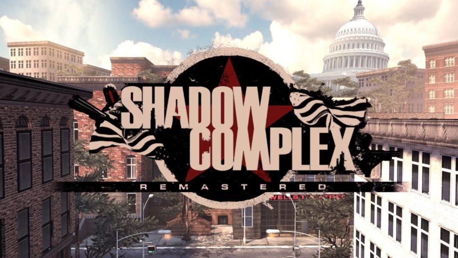 Shadow Complex Remastered – Steht jetzt bereit
