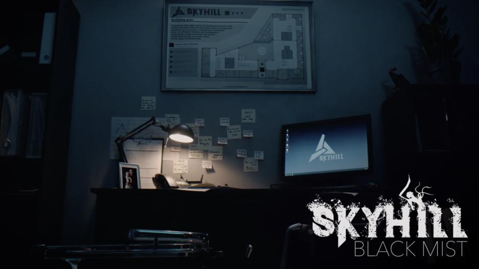 Skyhill: Black Mist – Neuer Live-Action-Trailer veröffentlicht