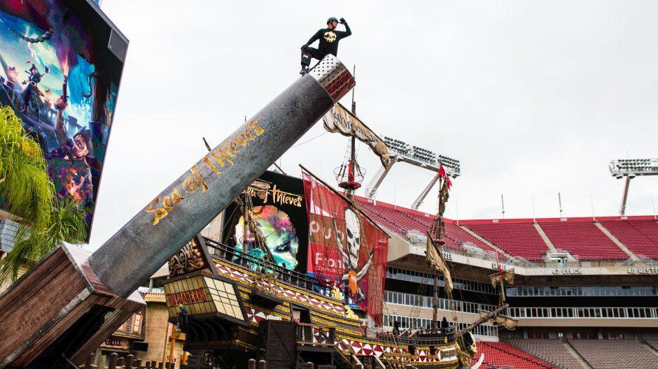 Sea of Thieves – Die menschliche Kanonenkugel will ins Guinness-Buch der Rekorde