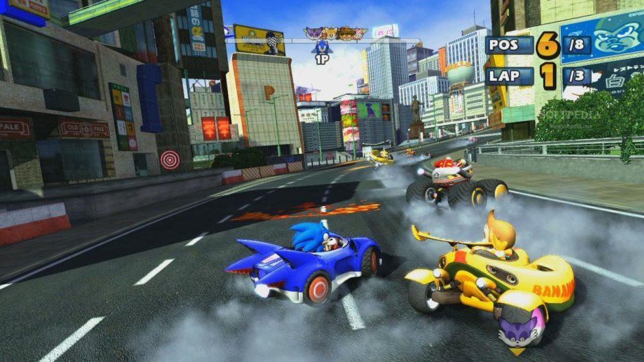 Sonic Racing – SEGA teasert neuen Teil an