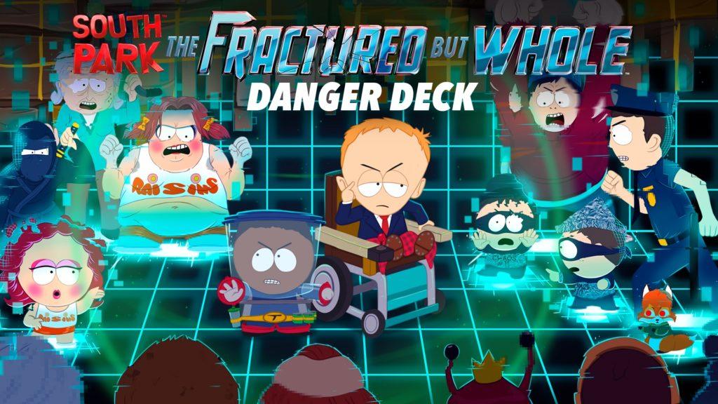"""South Park: Die rektakuläre Zerreißprobe – """"Gefahrendeck-Erweiterung"""" ab sofort erhältlich"""