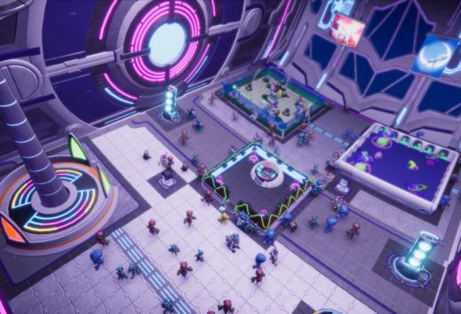 gamescom 2019: Spacebase Startopia für PC und Konsolen angekündigt