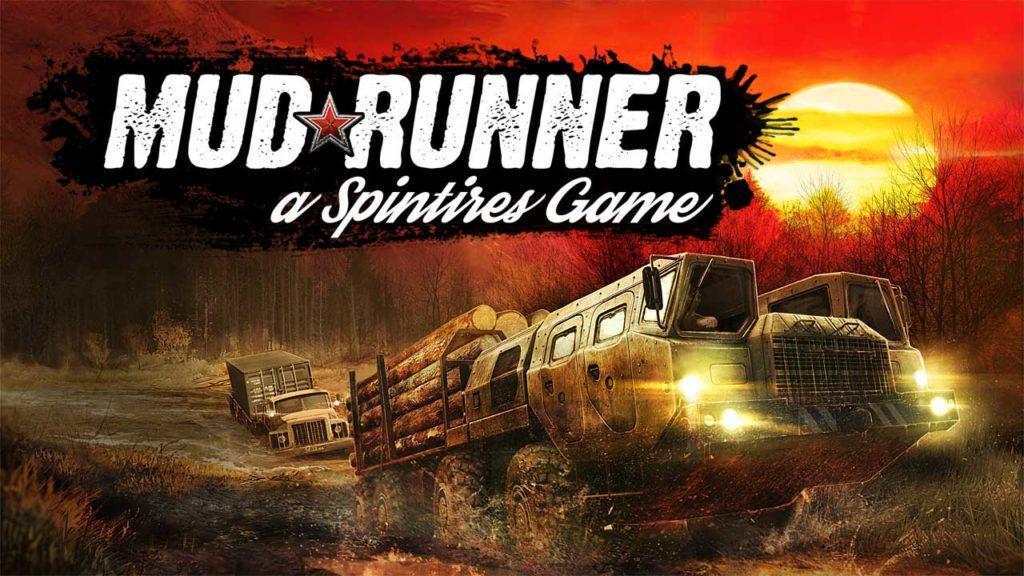 Spintires: MudRunner – Matschiger Gameplay-Trailer veröffentlicht