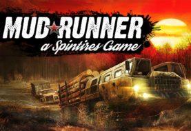 Spintires: MudRunner - Matschiger Gameplay-Trailer veröffentlicht