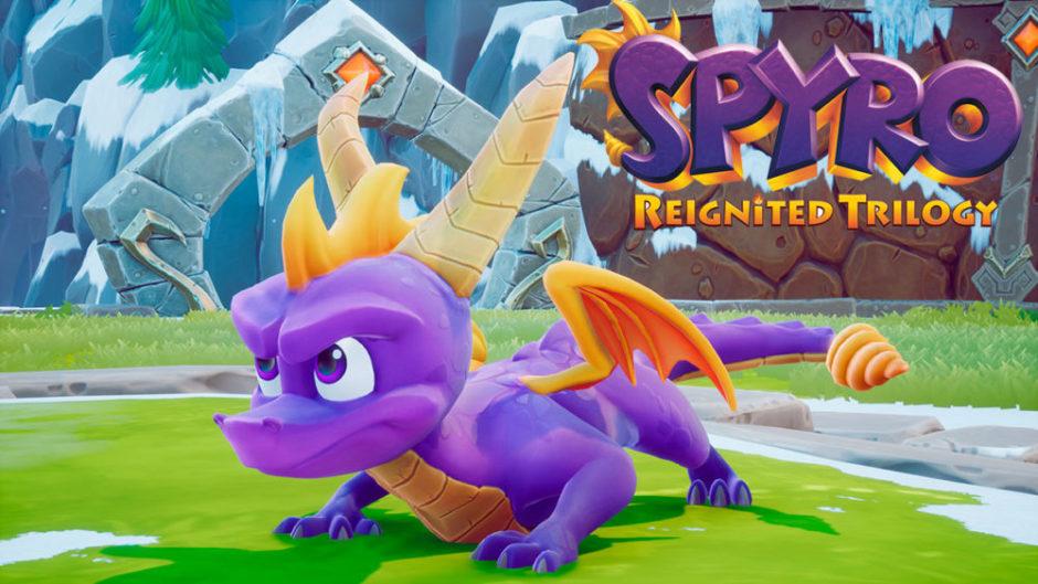 Spyro Reignited Trilogy – Ab sofort auch für die Xbox One verfügbar