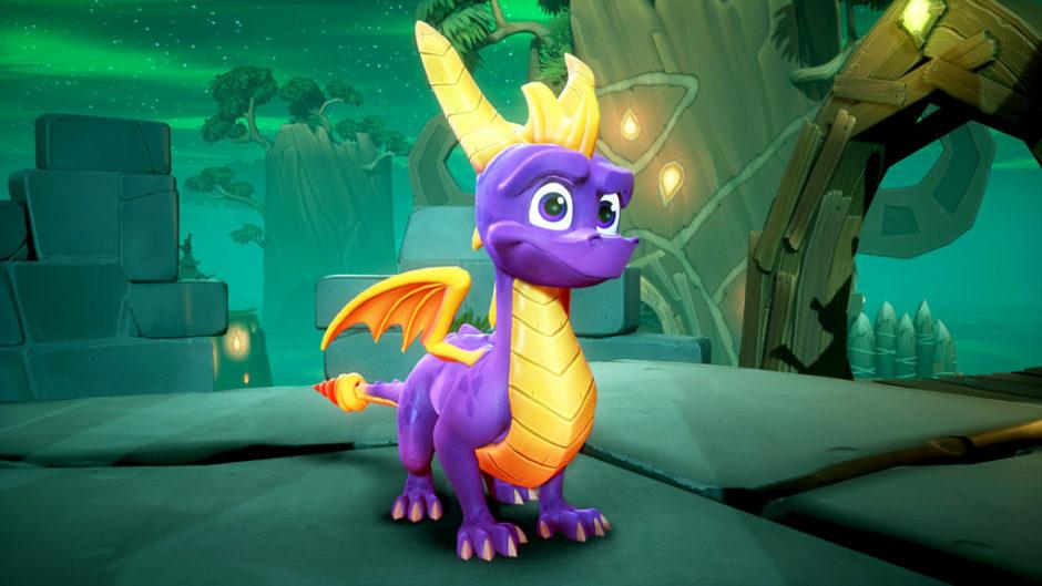 Spyro Reignited Trilogy – Der kultige lila Drache ist zurück