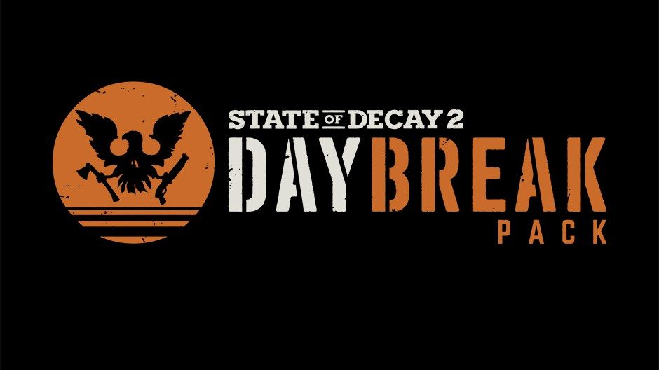 State of Decay 2 – Daybreak Pack ab sofort verfügbar