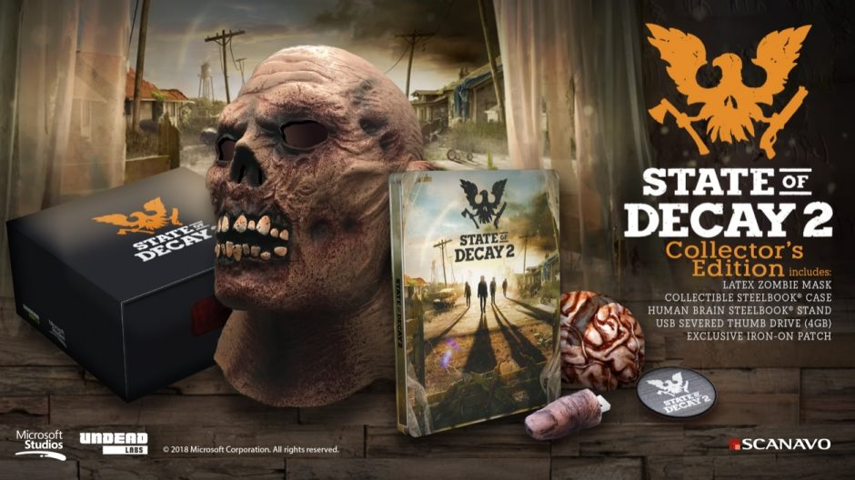 State of Decay 2 – Collector´s Edition angekündigt