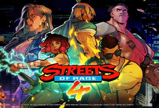 Streets of Rage 4 erscheint im Xbox Game Pass