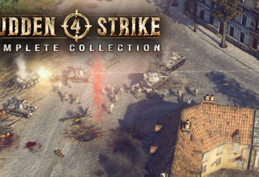 Sudden Strike 4 - Jetzt als Complete Collection mit allen DLCs erhältlich