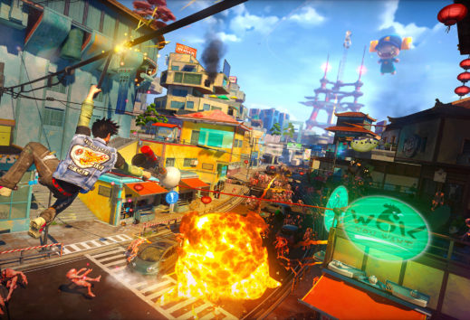 Sunset Overdrive - Ab sofort in der Free Trial Version verfügbar!