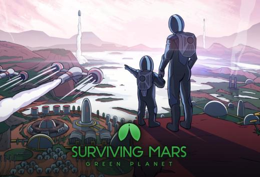 Surviving Mars - Green Planet-Erweiterung enthüllt