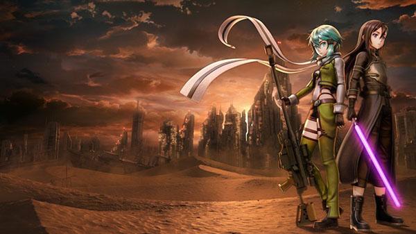 Sword Art Online: Fatal Bullet – Erscheint auch für Xbox One