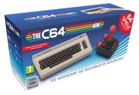 THEC64 Mini - Die Wiedergeburt des meistverkauften Heimcomputers