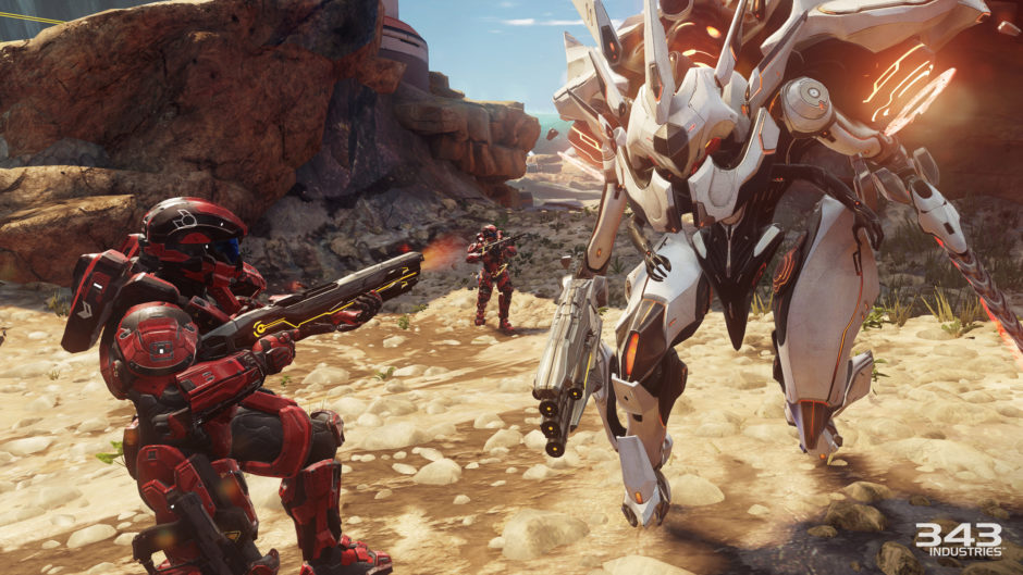Halo 5: Guardians – Kein Map Voting im Multiplayer