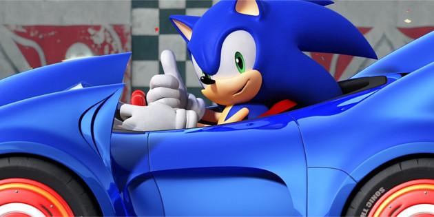 Team Sonic Racing – Erstes Gameplay im Video
