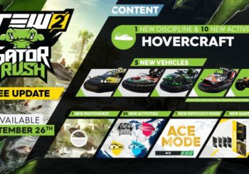 """The Crew 2 - Ubisoft veröffentlicht kostenloses Update """"Gator Rush"""""""