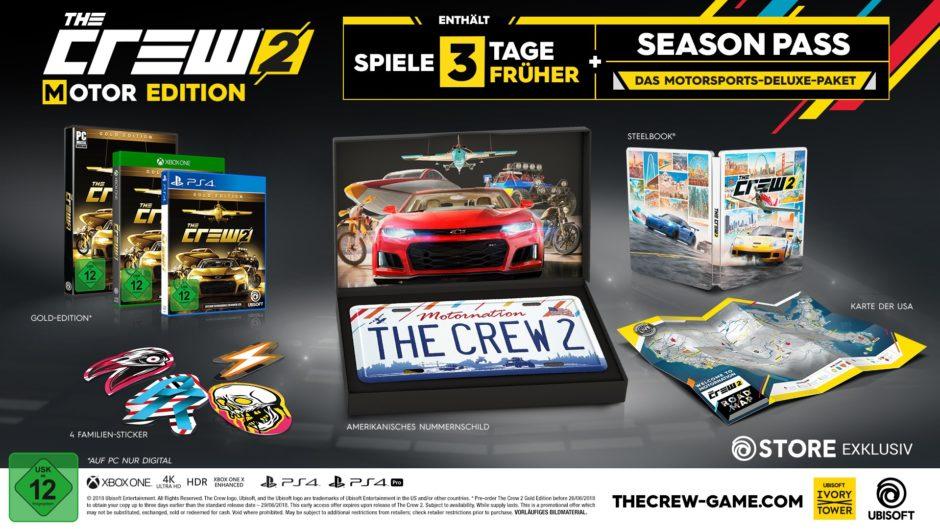 The Crew 2 – Release-Datum und Motor Edition enthüllt