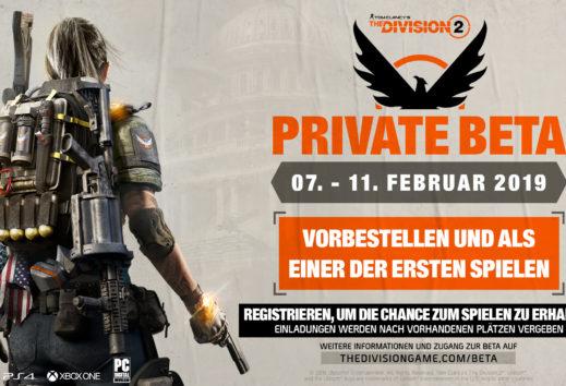 The Division 2 - Private Beta angekündigt und Story-Trailer veröffentlicht