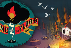The Flame of the Flood - Hier haben wir den Launch Trailer!