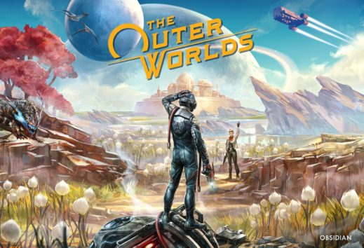E3 2019: The Outer Worlds - Launch-Datum-Ankündigung, Key Art und Vorbestellung