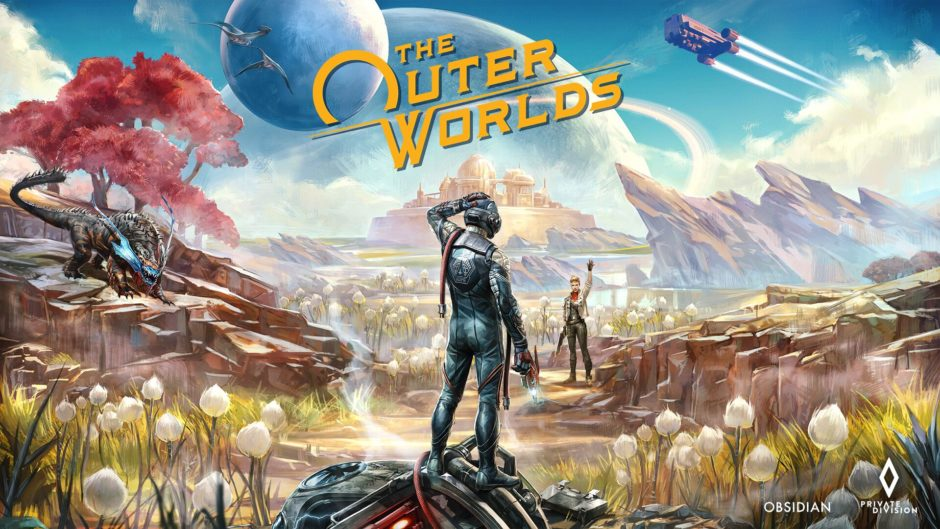 E3 2019: The Outer Worlds – Launch-Datum-Ankündigung, Key Art und Vorbestellung