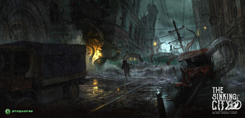 The Sinking City – Ein neues Video zeigt Städtegenerator