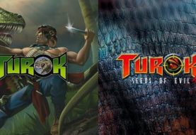 Turok 1 & 2 - Ab 2. März geht´s zurück in den Dschungel
