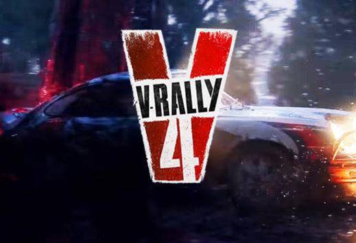 V-Rally 4 - Citroen DS3 RX nun als DLC verfügbar