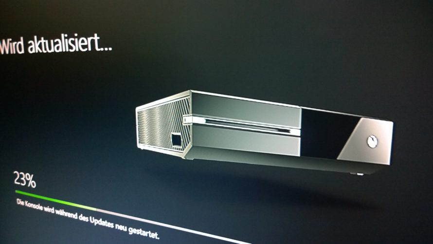 Xbox One – Juni-Update steht ab sofort bereit