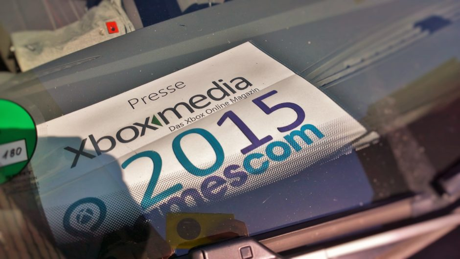 Xboxmedia gamescom 2015 Diary – Tag 1.0: Viele Wege führen nach Köln