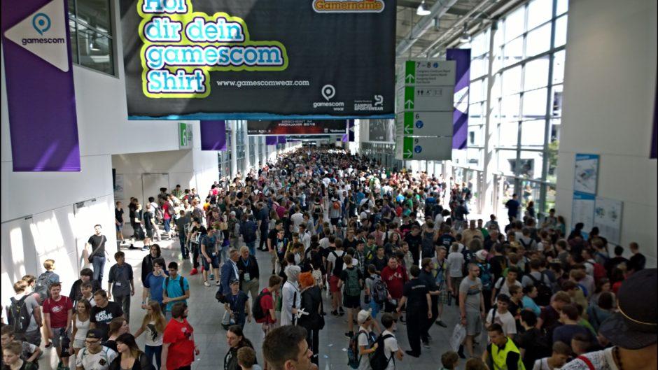 gamescom 2016 – Das sind die ersten Aussteller