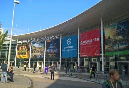 Special: gamescom 2017 - Unsere Eindrücke von der Mega-Messe