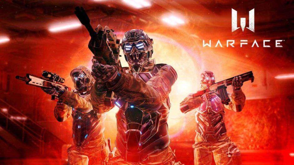 Warface – Mars Update erreicht Konsolen