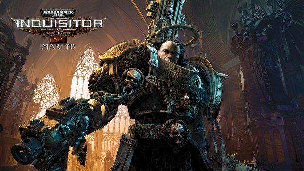 Warhammer 40,000: Inquisitor – Martyr – Termin wurde verschoben