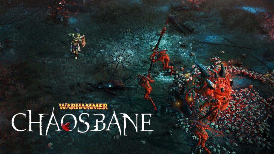 Warhammer: Chaosbane – Zweite geschlossene Betaphase gestartet