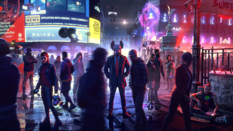 E3 2019: Watch Dogs Legion – Es ist offiziell