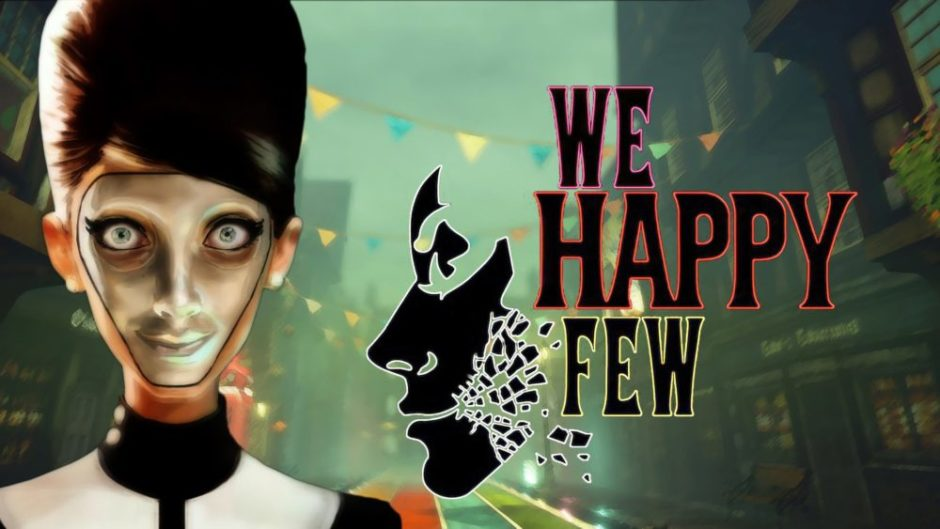 We Happy Few – Neues Gameplay zum Spiel