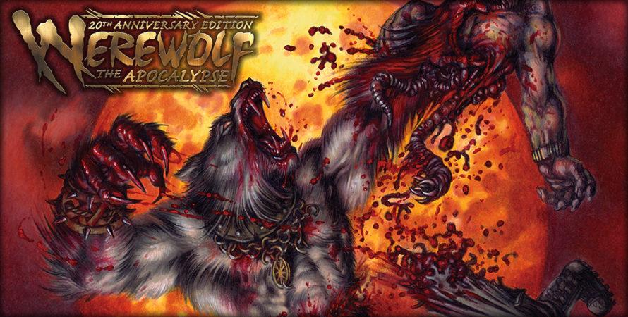 Werewolf: The Apocalypse – Ein neues World of Darkness Spiel ist in Entwicklung